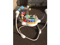 Fisher price jumperoo discover & grow