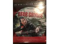 Bear Grylls 10 DVD Limited Edition Set