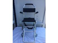 Light Weight Mobility Chair Aluminum contruction