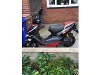 Aprilia 50 scooter