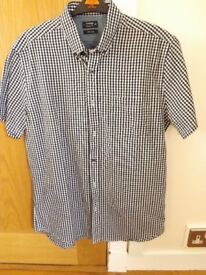 Checked Shirt Size M