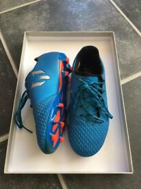Adidas Messi football boots size 11.5