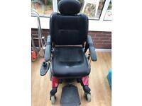 Invacare Pronto M61 electric power wheelchair