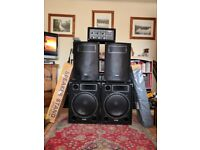PA System - Brand New **REDUCED**