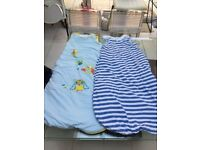 The Gro Company Grobag Baby Sleep Bag - Mint Condition - x2