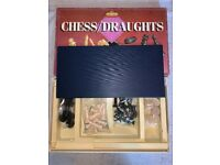Spears Games Chess and Draughts Set IP1
