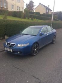 Honda Accord 2.2i-cdti