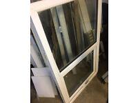 pair of 910x1510mm bottom opening windows