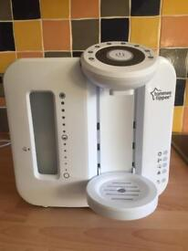 Tommee Tippee Perfect Prep bottle maker £30