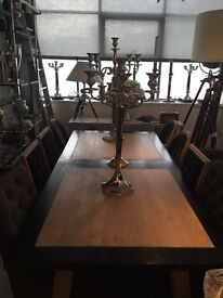 Big Dining Room Table - MAKE ME AN OFFER