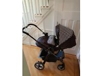 Silver Cross Pioneer special edition pram/pushchair