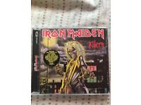 Iron Maiden - Killers (NEW)