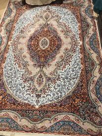 ***LIKE NEW LOVELY COLOURFUL ARABIAN/ OTTOMAN/ TURKISH/ IRANIAN CARPET - HARDY USED, NO STAINS***