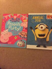 2 new books £2 each