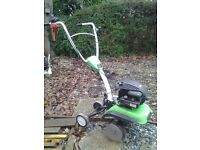 Viking rotorvator in good working order with reverse drive