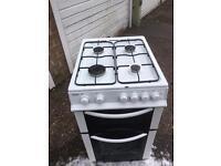 Bush gas cooker. £85