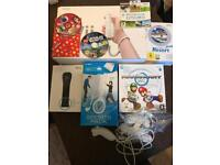 Nintendo Wii Bundle with extras