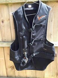 Point two / 2 air jacket Black Medium