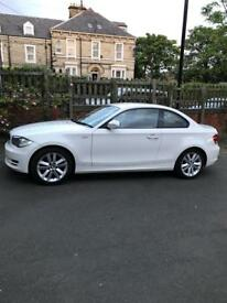 BMW118D COUPE SPORT ONE SERIES