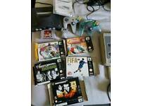 Nintendo 64 2x controll and games