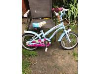 "Apollo cherry lane girls bike (16"")"
