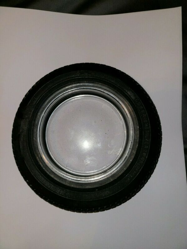 Bf Goodrich Tire Ashtray Silvertown