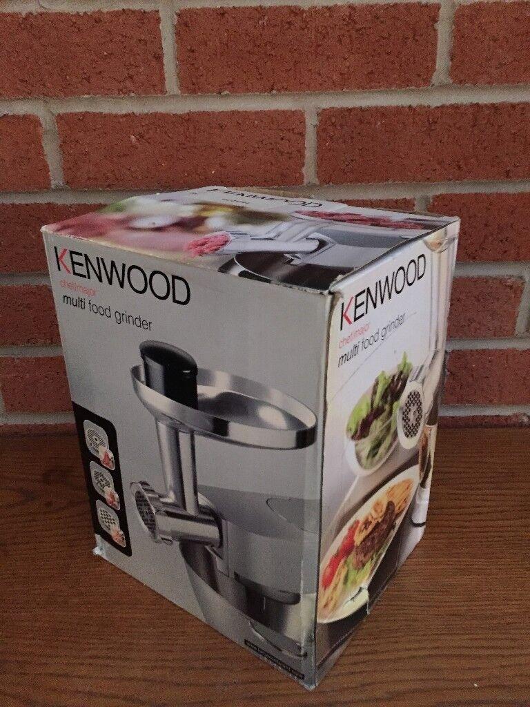 Kenwood Chef/Major - Multi Food Grinder attachment