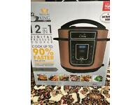 Digital pressure cooker 5 ltr