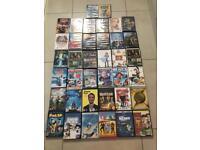 Dvds £1 each including Disney and Pixar