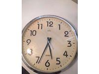 Quartz Acctim Wall Clock
