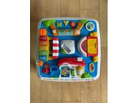 Fisher-Price Laugh & Learn Around The Town Learning Table DHC45 TOY KIDS