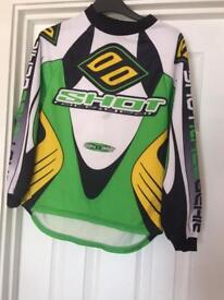 Boys motorbike clothes