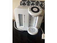 White tommee tippee prep machine