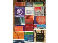 Academic Books for Marketing, Management, Business Studies