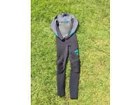 Billabong men's x large and medium summer wetsuit