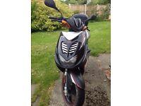 Yamaha Aerox 50cc 2011 Scooter