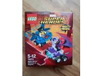 Lego Marvel Super Heroes set Brand New
