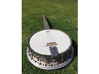 Banjo Broadcaster