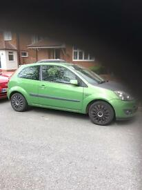 Ford Fiesta sale or swap urgent