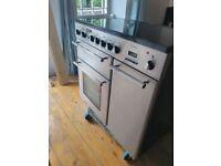 Rangemaster Toledo 90 electric range cooker