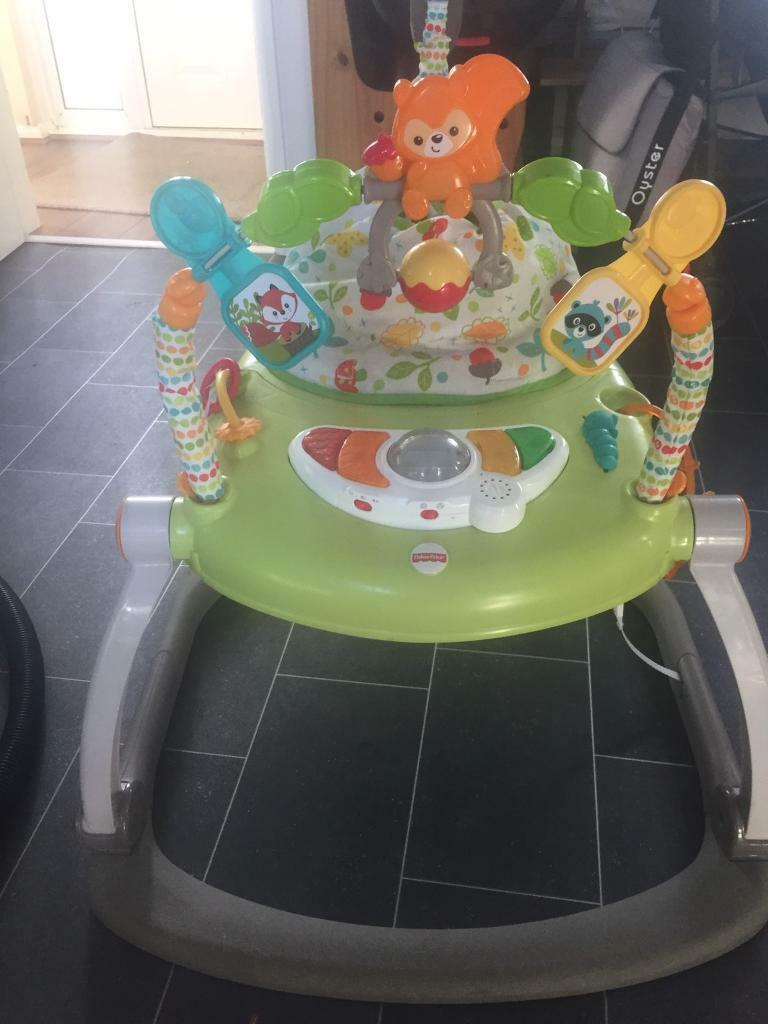 Spacesaver jumperoo