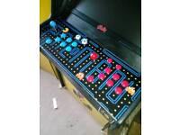 Multicade pacman arcade machine