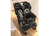 Triple buggy - T3 Stroller