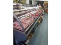 Butchers and groceries for sale