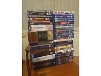 Bluray bundle. LORT, Star Wars, Spiderman Homecoming, Dunkirk, Hacksaw Ridge, Logan and many more.