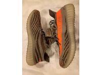Adidas Yeezy 350 v2 beluga size 9