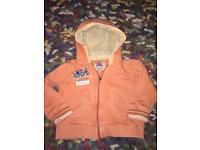 Hadleigh London jacket 3-4 yrs