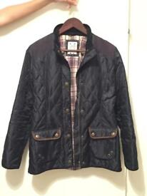 Crew quilted jacket, women's - size 10