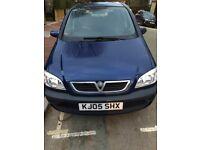 VIND Vauxhall zafira (yer 2005)