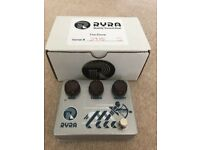 RYRA 'The Klone' Overdrive Effects Pedal - Silver